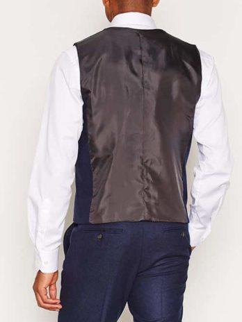 Shdone Myloiver Navy Waistcoat